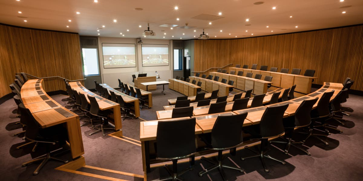 business conference venue